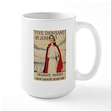 USA Nurse Mug