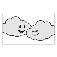 love_clouds Decal