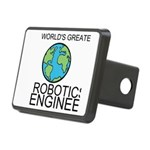 Worlds Greatest Robotics Engineer Hitch Cover