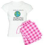 Worlds Greatest Robotics Engineer Pajamas