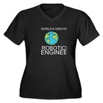 Worlds Greatest Robotics Engineer Plus Size T-Shir