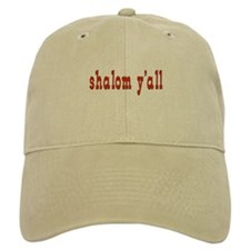 Greetings shalom y'all Baseball Cap