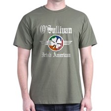 Irish American OSullivan T-Shirt