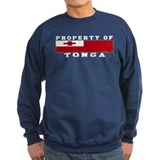 Property Of Tonga Sweatshirt