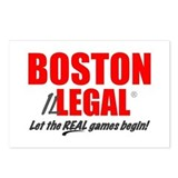 Boston Illegal Postcards (Package of 8)