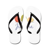 Easter Egg Juliana Flip Flops