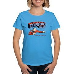 Confidence Man! Women's Dark T-Shirt