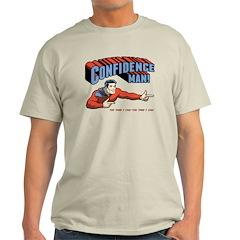 Confidence Man! Light T-Shirt