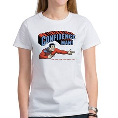 Confidence Man! Women's T-Shirt
