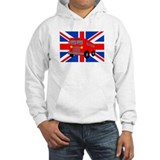 Bus in London Hoodie