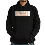 Orange Lost Boys Logo Hoodie