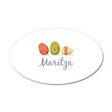 Easter Egg Maritza Wall Decal