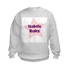 Isabela Rules Sweatshirt
