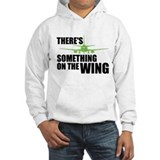 Something on the Wing Hoodie
