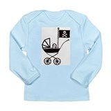 Pirate Baby Long Sleeve T-Shirt