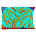 Pillow Case Abstract Painting