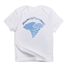Grandpa's Little Tornado Infant T-Shirt
