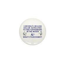 Geocache  Mini Button (10 pack)
