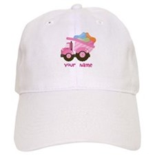Personalized Jelly Bean Truck Baseball Cap