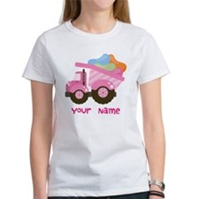 Personalized Jelly Bean Truck Tee