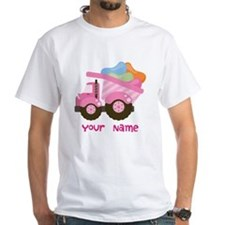 Personalized Jelly Bean Truck Shirt