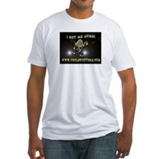 Uncle Pooter with website T-Shirt