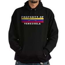 Property Of Venezuela Hoodie