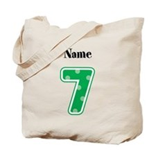 Personalized 7 Tote Bag