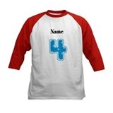 Personalized 4 Kids Shirt