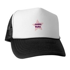 Jaiden Rules Trucker Hat