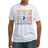Ballroom Dancing DTWS Shirt