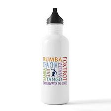 Ballroom Dancing DTWS Water Bottle
