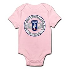 173rd Airborne Sky Soldiers Infant Bodysuit