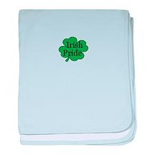 Irish Pride baby blanket