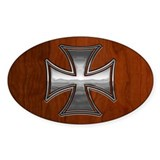 Steel-Wood-Maltese Decal