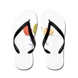 Easter Egg Sofia Flip Flops