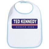 Support Ted Kennedy Bib