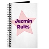 Jazmin Rules Journal