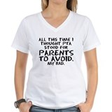 PTA Parents to avoid Shirt