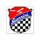 Giannini Rectangle Sticker