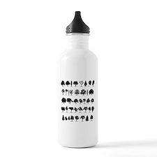 treesmisc Sports Water Bottle