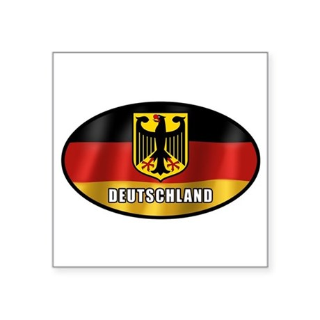 Deutschland coat of arm Sticker