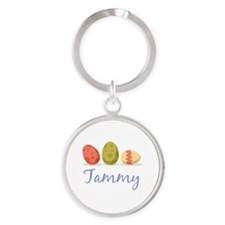 Easter Egg Tammy Keychains