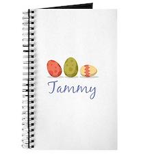 Easter Egg Tammy Journal