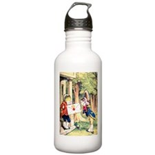 Pig & Pepper - A Royal Invitation Water Bottle