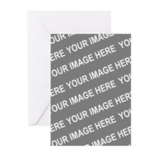 Cute  customized Greeting Cards (Pk of 10)