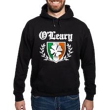 O'Leary Shamrock Crest Hoodie