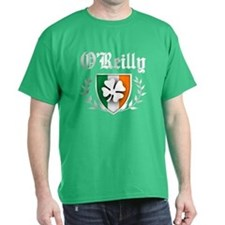 O'Reilly Shamrock Crest T-Shirt