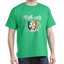McGrath Shamrock Crest T-Shirt