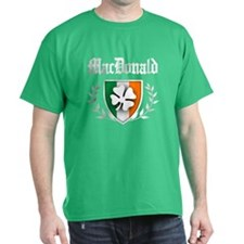 MacDonald Shamrock Crest T-Shirt